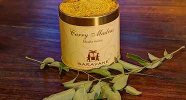 SARAVANE - Curry madras
