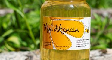 Miel et Pollen - Miel D'acacia 375g