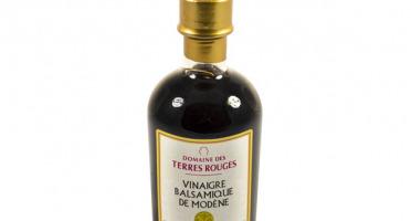 Domaine des Terres Rouges - Vinaigre Balsamique De Modène IGP 2 Ans 25cl
