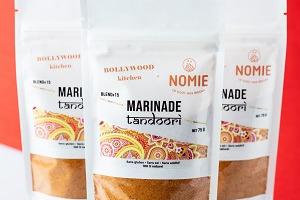 Nomie, le goût des épices - Marinade Tandoori
