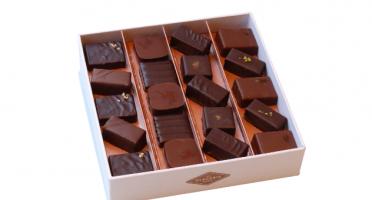 La Glacerie par David Wesmaël - Meilleur Ouvrier de France Glacier - Coffret De Chocolats Artisanaux