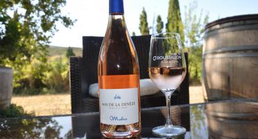 Mas De La Devèze - Côte du Roussillon AOP - Malice Rosé 2019