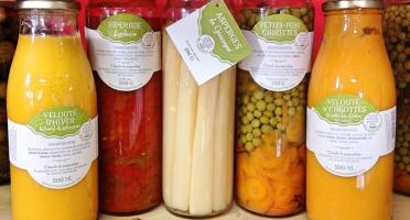 L'Armoire à Conserves - Lot De 5 Conserves De Légumes Du Sud-ouest