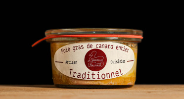 Le Goût du Boeuf - Foie Gras Artisanal Jimmy Gourmet 200g