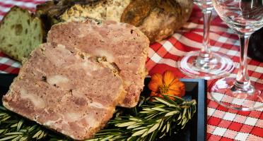 Maison Geret - Terrine Porc/Lapin - 220 g