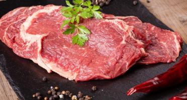 Les poilus-cornus du Grand Est - [Précommande] Entrecôte de Bœuf Highland Cattle - 400g