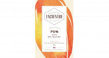 Chocolat Encuentro - Tablette 70% Haïti