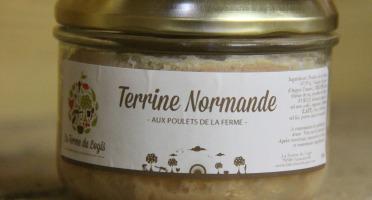La Ferme du Logis - Terrine Normande - Aux poulets de la Ferme