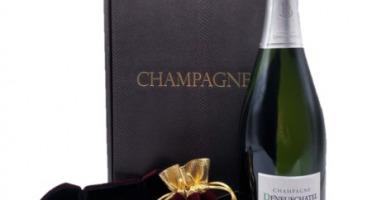 Le safran - l'or rouge des Ardennes - Coffret Champagne, Safran Et Bague Safranée