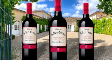 Château Belles-Graves - AOC Lalande de Pomerol 2014 - Château Belles-Graves 3x75cl