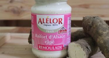 Domaine des Terres Rouges - Raifort d'Alsace râpé Remoulade 200 g