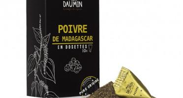 Epices Max Daumin - Poivre Noir de Madagascar Bio