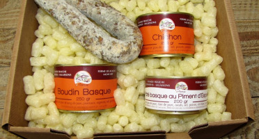 Ferme les Acacias - Coffret Plaisir Gourmand