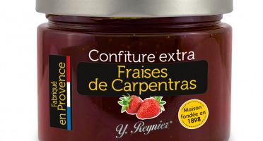 Conserves Guintrand - Compote De Fraise De Carpentras Y. Reynier - Bocal 314 Ml