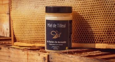 Les Ruchers de Normandie - Miel de Tilleul crémeux 250g