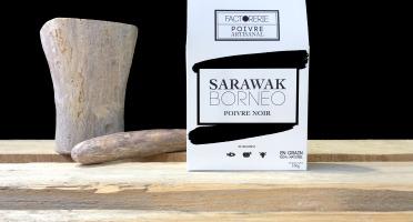 Cafés Factorerie - Poivre Noir SARAWAK - 100g En Grain