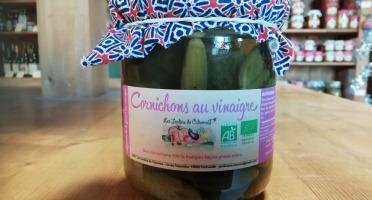 La Boite à Herbes - Cornichons Au Vinaigre Bio