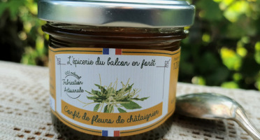 Le Balcon en Forêt - Confit de Fleurs de Chataignier - 120 g