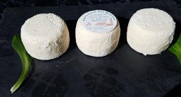 Chèvrerie des Brosses - Chèvre Demi Sec