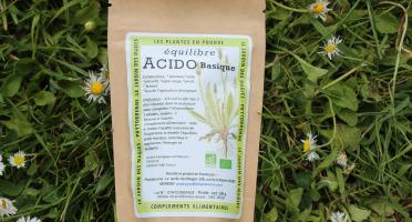 PhytoBrenne Le Jardin des Magies - Plante en Poudre : Équilibre Acido-Basique (Complément Alimentaire)