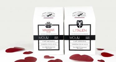 Cafés Factorerie - La Rencontre Musclée de Mr et Mme Corsé - MOULUS