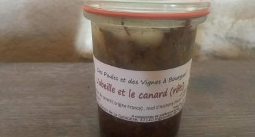Des Poules et des Vignes à Bourgueil - L'abeille et le canard rôti