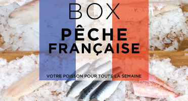 Qwehli - Box Pêche Française Merlan, Eglefin, Sardines, Lotte, Rouget