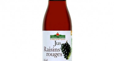 Les Côteaux Nantais - Jus Raisins Rouges 25 Cl Demeter