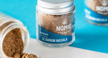 Nomie, le goût des épices - Garam Masala