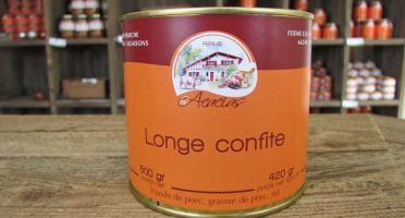 Ferme les Acacias - Longe Confite