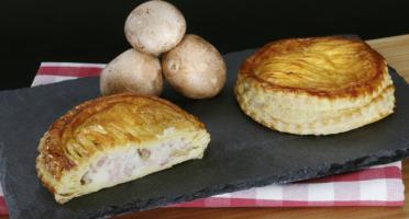 Maison Boulanger - Feuilleté Jambon Champignons par 2