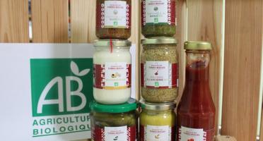Domaine des Terres Rouges - Offre de Condiments BIO