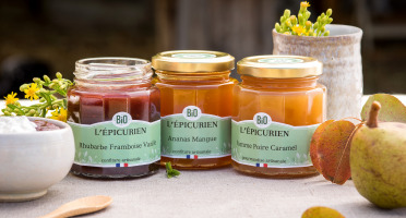 L'Epicurien - Assortiment De Gourmandises Bio