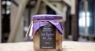 Moulins de Versailles - 12 Mini-Babas au Rhum Artisanaux