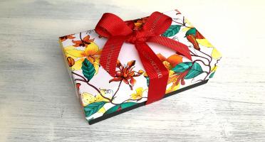 Déclinaison Chocolat - Ballotin Floral Chocolat Grande Tradition 475g