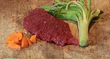 Nature viande - Domaine de la Coutancie - Mix steaks extra 1kg / escalopes 1kg