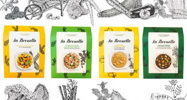 La Brouette - Curry Doux + Ecrasé De Pomme De Terre + Quinoa/Boulghour + Lentilles Vertes, Pour 8 Pers.