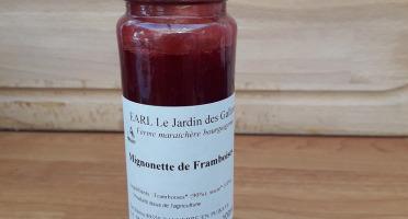 Le Jardin des Gallines - Mignonnette De Framboise