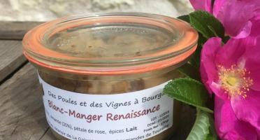 Des Poules et des Vignes à Bourgueil - Blanc-Manger Renaissance