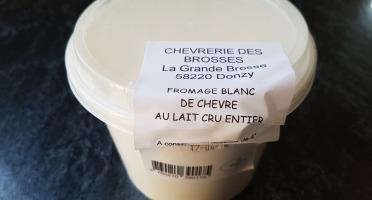 Chèvrerie des Brosses - Fromage Blanc de chèvre
