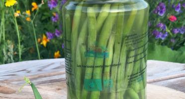 Ferme Sinsac - Délice de Haricots verts au naturel