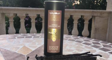 Huile des Orgues - Huile d'Olive Vierge Extra aux Notes Vanillées - 250 ml