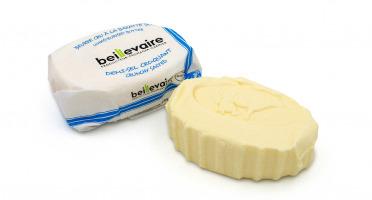 BEILLEVAIRE - Beurre cru 125g - Demi Sel Croquant