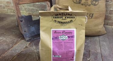 Moulins de Versailles - Farine d'épeautre - 5kg