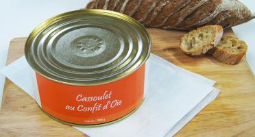 A la Truffe du Périgord - Cassoulet Au Confit D'oie