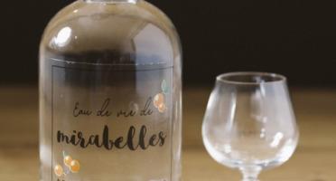 La Ferme des Prun'Elles - Eau de Vie de Mirabelles 70 cl