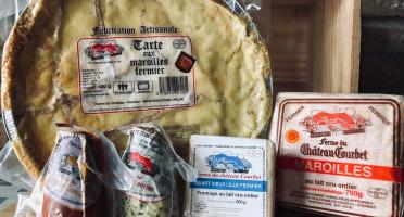 La Ferme du Château Courbet - En Souvenir Du Nord : Maroilles, Flamiche, Boulette d'Avesnes Nature Et Paprika, Vieux Lille
