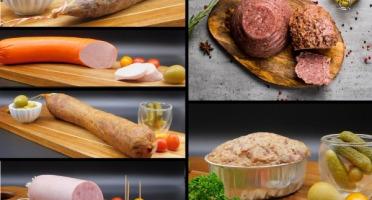 Le Marvillois - Colis découverte - Le Marvillois - Saucissons/Cervelas/Pâtés