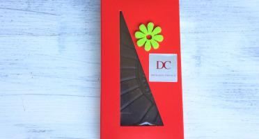 Déclinaison Chocolat - Tablette Pâques Chocolat Noir Pérou 75%
