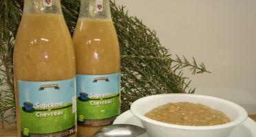 Ferme du caroire - Supreme De Chevreau